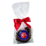 Chocolate Pretzel in Mini Gift Bag 3-Pack