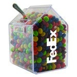 Candy Bin with Chocolate Littles