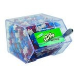 Large Candy Bin with Large Candy Stars