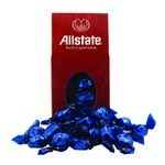 Designer Treat Gift Box Custom Candy Foil Candy