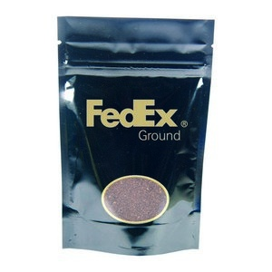 Black Coffee Bag - 4 oz. with Your Custom Logo