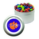 Candy Window Tin with Chocolate Littles