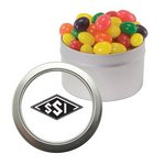 Candy Window Tin with Jelly Beans