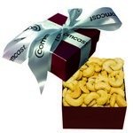 The Classic Cashew Nut Gift Box - Burgundy