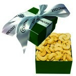 The Classic Cashew Nut Gift Box - Green