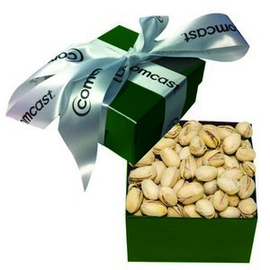The Classic Pistachio Nut Gift Box - Green
