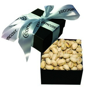 The Classic Pistachio Nut Gift Box - Black