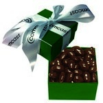 The Classic Chocolate Almond Nut Gift Box - Green