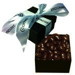 The Classic Chocolate Almond Nut Gift Box - Black