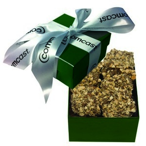 The Classic Almond Butter Crunch Box - Green