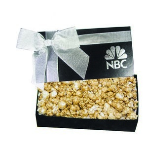 The Executive Popcorn Box - Black