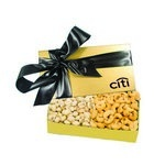 The Executive Cashew & Pistachio Box - Gold