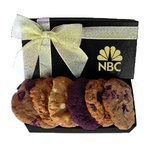 The Executive Custom Cookie Gift Box - Black