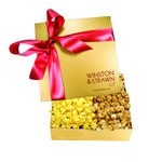 The Chairman Custom Popcorn Box - Gold