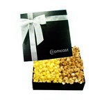 The Chairman Custom Popcorn Box - Black