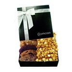 The Chairman Popcorn & Cookie Box - Black