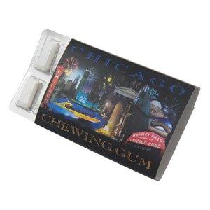 Gum Pack - Sugar Free Peppermint Gum