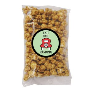Gourmet Popcorn Single (Caramel)