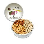 The Grand Tin with Mixed Nuts, Pistachios & Cashews - White