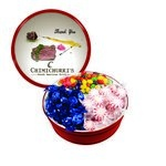 The Grand Tin with Starlite Mints, Jelly Beans & Hard Candy - Red