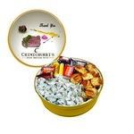 The Grand Tin with Hershey Chocolates - Gold