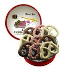 The Grand Pretzel Gift Tin - Red