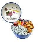 The Royal Gift Tin with Hershey Chocolates - Blue