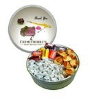 The Royal Gift Tin with Hershey Chocolates - Silver