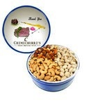 The Royal Gift Tin with Nuts - Blue