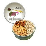 The Royal Gift Tin with Nuts - Silver