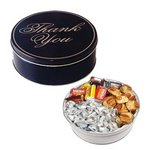 The Royal Tin with Mints, Jelly Beans & Hard Candy - Thank You De