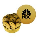 The Royal Cookie Tin - Gold