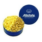 The King Size Popcorn Tin - Blue