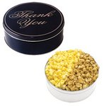 The King Size Popcorn Tin - Thank You Design