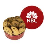 The King Size Cookie Tin - Red