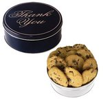The King Size Cookie Tin - Thank You Design