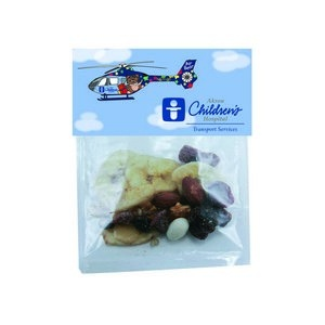 Large Candy Bag (with Header Card) with Fruit Mix 