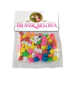 Large Candy Bag (with Header Card) with Gum