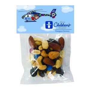 Large Candy Bag (with Header Card) with Trail Mix