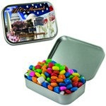Large Mint Tin with Custom Candy Gum