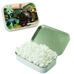 Large Mint Tin with Custom Candy Sugar-Free Mints