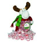 Moose Candy Jar - Holiday Apothecary Candy Jar