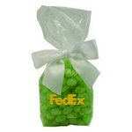 Mug Stuffer Gift Bag with Corporate Color Chocolates - Clear