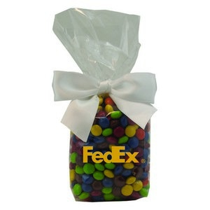 Mug Stuffer Gift Bag with Chocolate Littles - Clear
