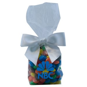 Mug Stuffer Gift Bag with M&M's - Clear