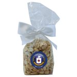 Mug Stuffer Gift Bag with Peanuts - Clear
