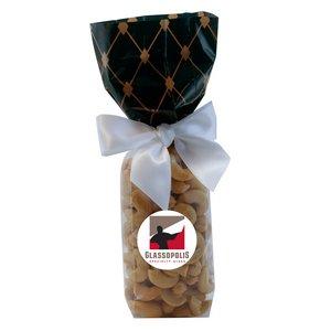 Mug Stuffer Gift Bag with Cashews - Black Diamonds