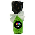 Mug Stuffer Gift Bag with Corporate Color Chocolates - Black Diam