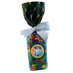 Mug Stuffer Gift Bag with M&M's - Black Diamonds