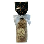 Mug Stuffer Gift Bag with Peanuts - Black Diamonds